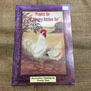 "Book - ""The Country Kitchen Too"" by Tracey Sims"