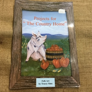 Book - The Country Home by Tracey Sims