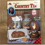 Book - Priscilla's Country Tin