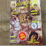 Book - Decoupage Paper Sampler Volume 3