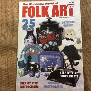 Book - Folk Art by Teresa Townsend