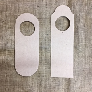 Door Hangers in Two Styles