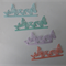 4 Sets of Butterfly Die Cuts