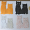 4 x DIE CUTS TWO CATS