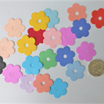 Colour Flower Mix 20 pce