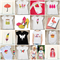 Any 20 PDF Applique Templates, You Choose Designs, Multiple Purchase Discount