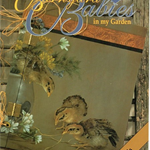 BARNYARD BABIES in my Garden, Sherry C Nelson, Decorative Painting, Craft Destas