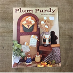 "Magazine - Folk Art ""Plum Purdy"" by Renee Mullins"