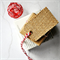 Burlap Tags {10w eyelets + ties} | Christmas Gift Tags | Rustic Burlap Tags