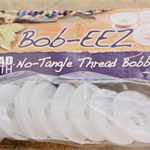 8 Bead Smith Bob-EEZ No Tangle Thread Bobbins1- 7/8inch Kumihimo Macrame
