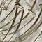 5 Silver Plated Expandable Double Bar Bracelet