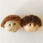 Doll Head - similar to Cabbage Patch