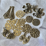 18 Assorted  Charms