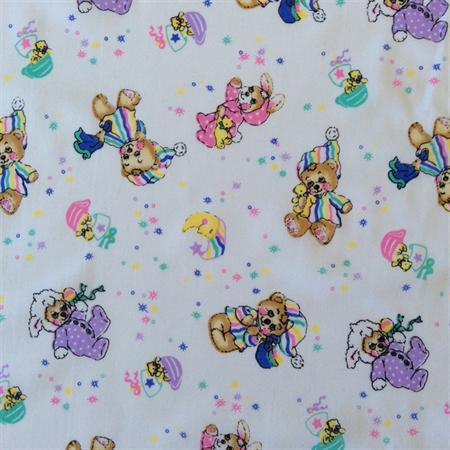 Nursery Print Fabric