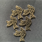 4 Antique Silver' Peace Doves Charm Pendants