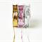 Mini Sequin Ribbon {5m}  Silver | Micro Sequin Ribbon Trim | DIY Craft