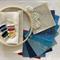 Slow Stitch Kit - Blue