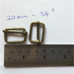 Antique Bronze Tri-Glides