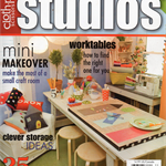 Cloth Paper Scissors, Studios Magazine, Winter 2010,Special Issue, Craft Destash