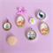 Easter Cameo Charm Set