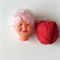 Mrs. Clause Head and Bonnet + 4 Smaller Heads + Patterns available.