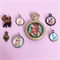 Bambi Theme Cameo And Charm Set