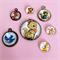 Retro Kitsch Animal Cameo Set