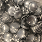 50 x 19mm FLAT back buttons and tool