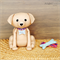 Rus the Dog Softie PDF Sewing Pattern. Stuffed Animal Pattern