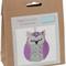 Felt Spring Owl and Felt Unicorn Kits