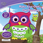 Make Your Own Owl Handbag Kit