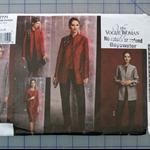 Vogue 2771 uncut pattern. Sizes 14 - 18