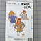Kwik Sew 2168 uncut pattern for a girls top. Sizes 8 - 14