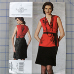Vogue V1203 uncut pattern. Sizes 6 - 12
