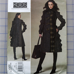 Vogue V1213 uncut pattern. Sizes 6 - 12