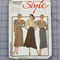 Style 4860 set of skirts uncut pattern. Size 18
