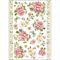 Rice Paper - Decoupage -  1 x A4 Size Sheet - Peonies