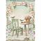 Rice Paper - Decoupage -  1 x A4 Size Sheet - Gazebo