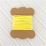 5 Metres Yellow Paper Raffia