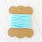 5 Metres Light Pastel Blue Paper Raffia