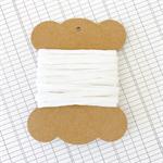 5 Metres White Paper Raffia