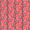 Marylebone Collection: Plume by Kaffe Fassett for Liberty Arts   95cm piece
