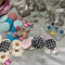 Huge Self Cover Button kit DIY hair clips, baby hats, beanies