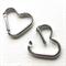 Heart shape keyrings (10)