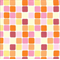 Sanctuary by Patty Young for Michael Miller Fabrics | Glass Tiles | Sherbet