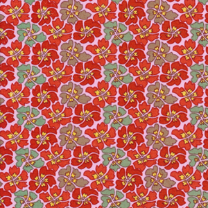 Mayfair Collection: Mosaic Flower by Kaffe Fassett for Liberty Arts