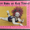 Beach Babe on her Tummy - Cloth Doll Pattern