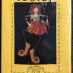 Jester - Cloth Doll Pattern