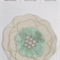 Flutter Blossom | Linen